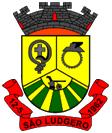 Brasão del município de São Ludgero