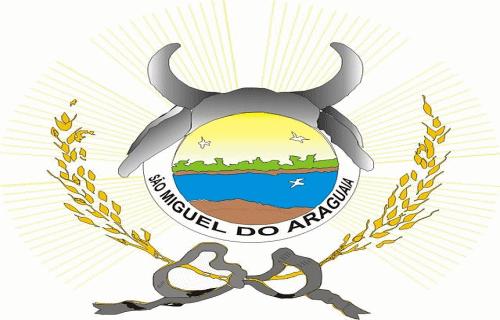 Brasão del município de São Miguel do Araguaia