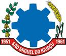 Brasão del município de São Miguel do Iguaçu