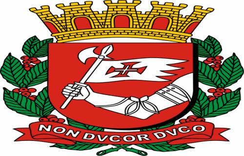 Brasão del município de São Paulo