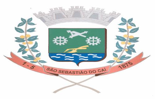 Brasão del município de São Sebastião do Caí