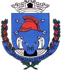 Brasão del município de São Sebastião do Paraíso