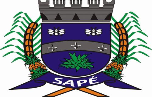 Brasão del município de Sapé