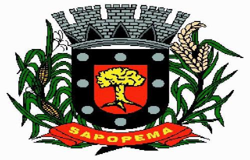 Brasão del município de Sapopema
