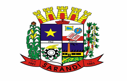 Brasão del município de Sarandi