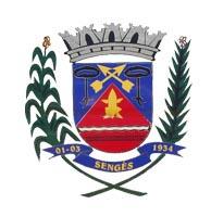 Brasão del município de Sengés
