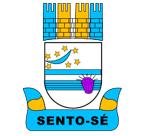 Brasão del município de Sento Sé