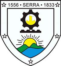Brasão del município de Serra