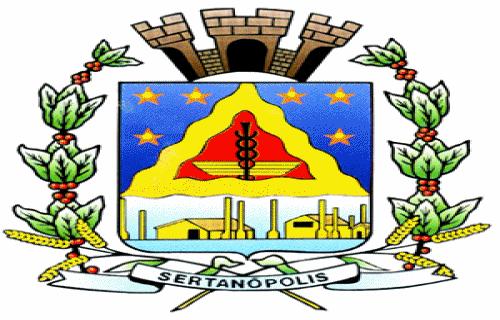 Brasão del município de Sertanópolis