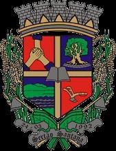 Brasão del município de Sertão Santana