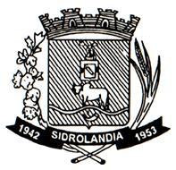 Brasão del município de Sidrolândia
