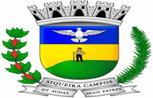 Brasão del município de Siqueira Campos