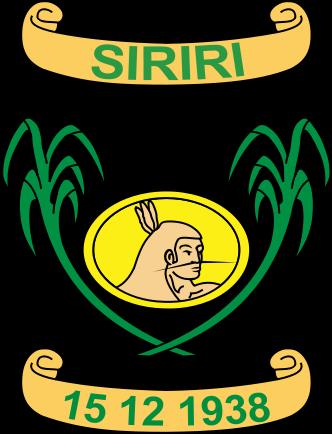 Brasão del município de Siriri