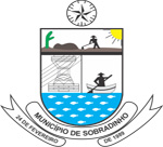 Brasão del município de Sobradinho