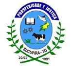Brasão del município de Sucupira