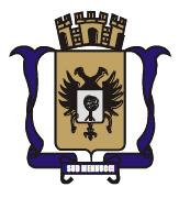 Brasão del município de Sud Mennucci