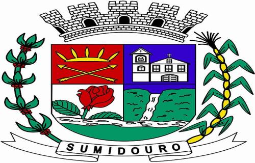 Brasão del município de Sumidouro