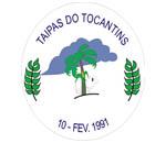 Brasão del município de Taipas do Tocantins