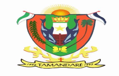 Brasão del município de Tamandaré