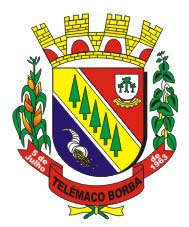 Brasão del município de Telêmaco Borba