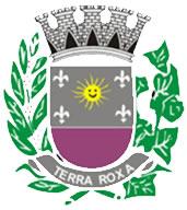 Brasão del município de Terra Roxa