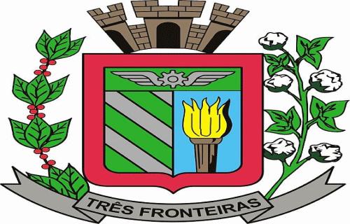Brasão del município de Três Fronteiras