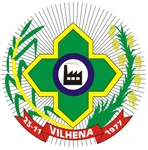 Brasão del município de Vilhena