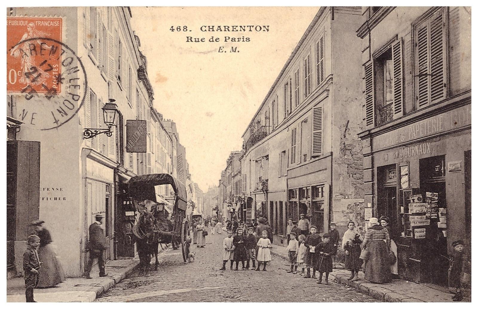 Ville De Charenton Le Pont La Mairie De Charenton Le Pont