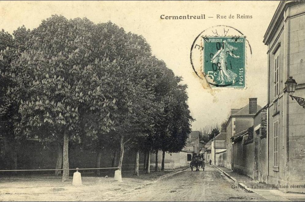 Ville De Cormontreuil La Mairie De Cormontreuil Et Sa Commune 51350
