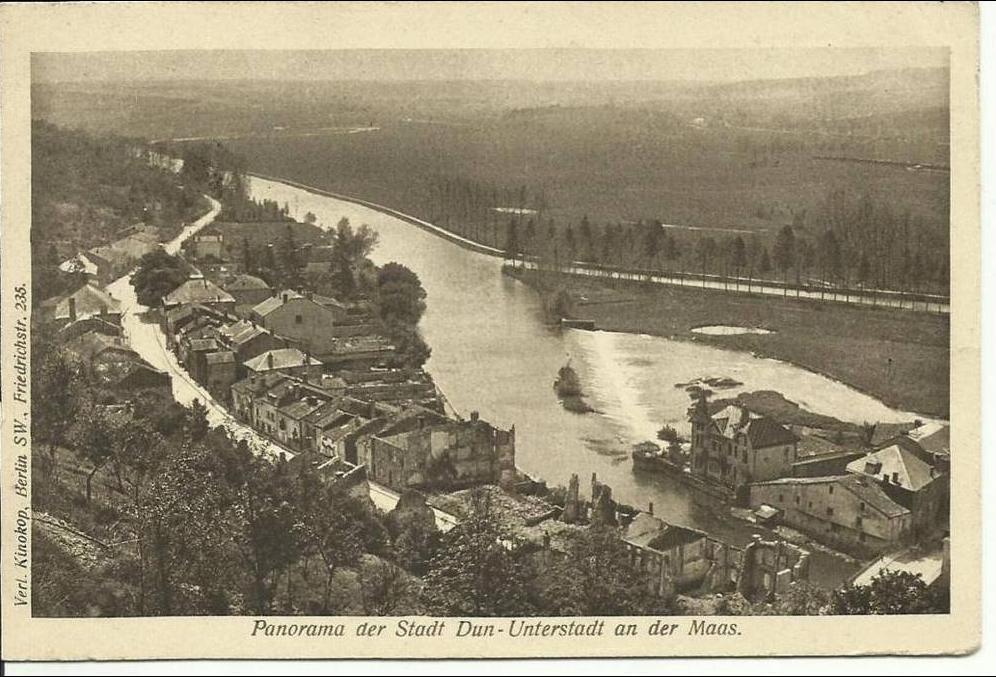 Mairie De Dun Sur Meuse La Commune De Dun Sur Meuse Et Son Village 55110