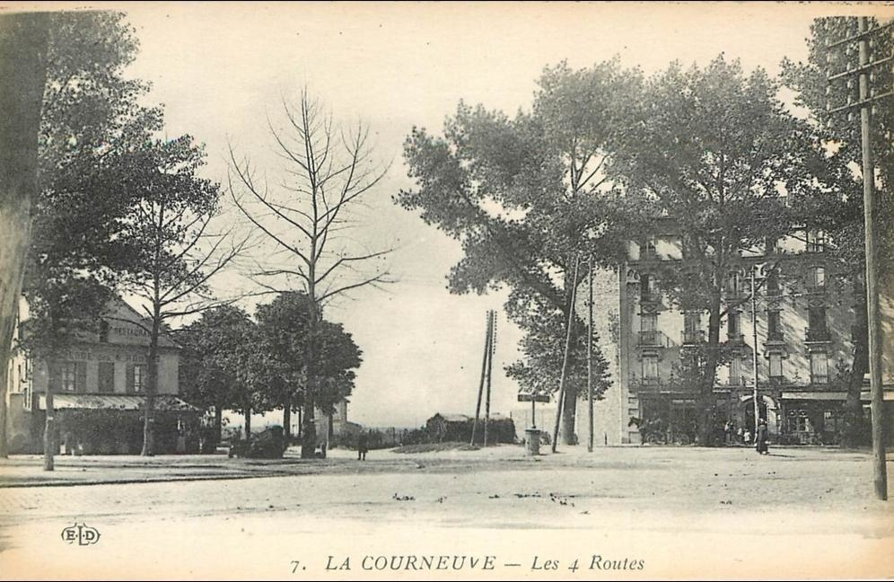 Ville De La Courneuve La Mairie De La Courneuve Et Sa Commune 93120