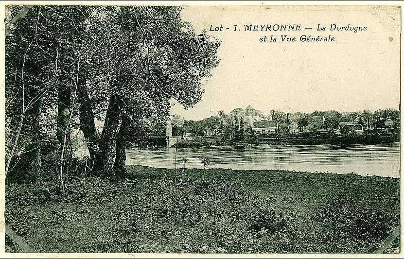 Mairie de Meyronne, la Commune de Meyronne et son village