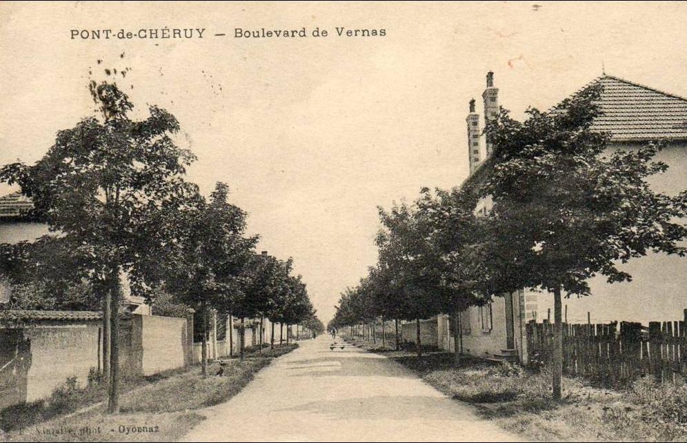 Ville De Pont De Cheruy La Mairie De Pont De Cheruy Et Sa
