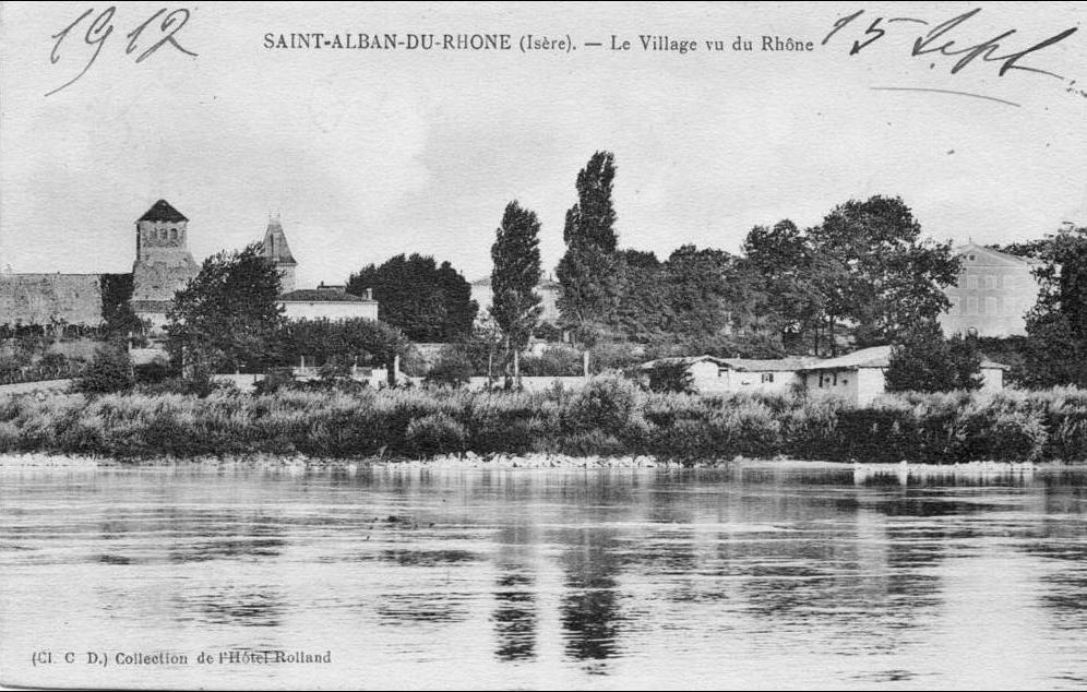 St Alban Du Rhone (F-38370)