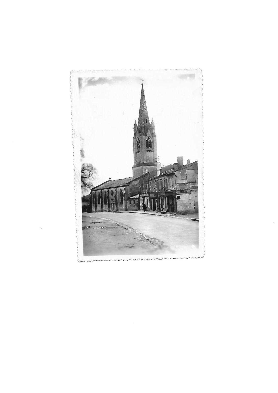 Ville De Saint Ciers Sur Gironde La Mairie De Saint Ciers