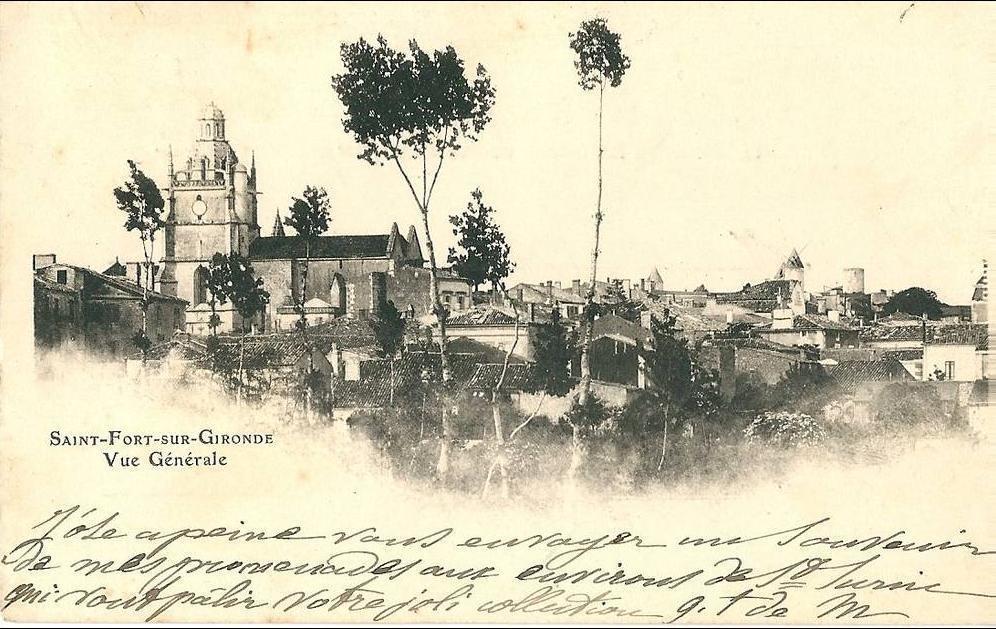 Mairie De Saint Fort Sur Gironde La Commune De Saint Fort