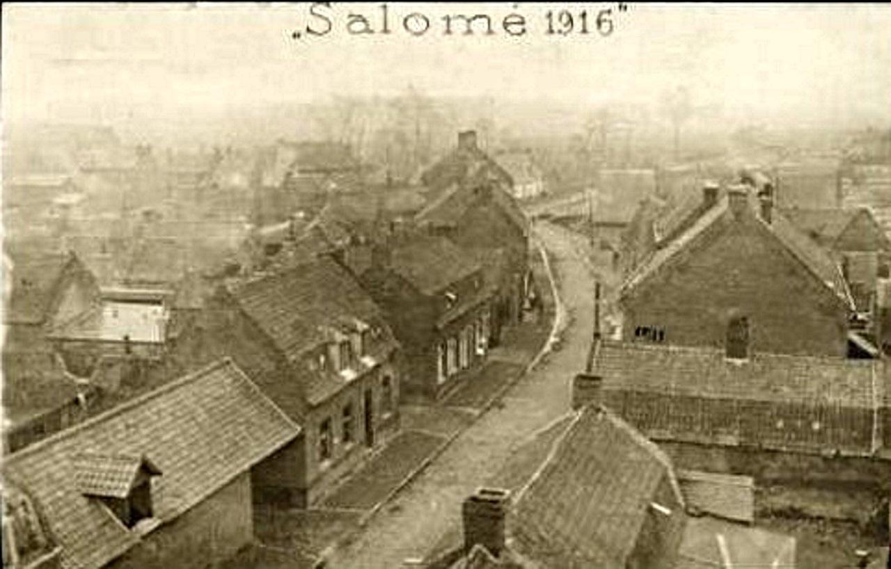 Portail Des Flandres Salome ville de salomé, la mairie de salomé et sa commune (59496)