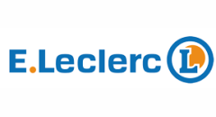 Logo Centre commercial E.Leclerc Bourgoin Jallieu