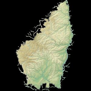 Carte du Conseil départemental de l'Ardèche