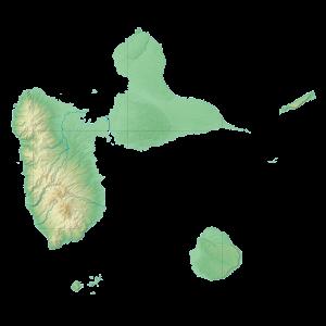 Logo Guadeloupe