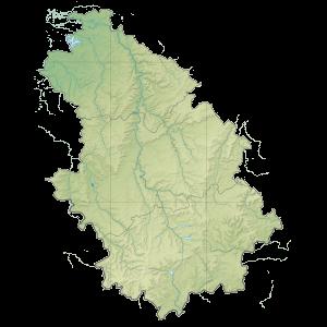 Carte du Conseil départemental de la Haute-Marne