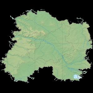 Carte du Conseil départemental de la Marne