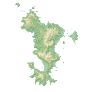 Carte du Conseil départemental de Mayotte
