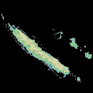 Logo Nouvelle-Calédonie