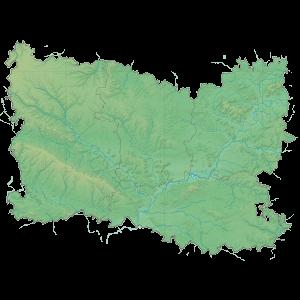 Carte Oise