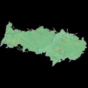 Carte du Conseil départemental du Val-d'Oise