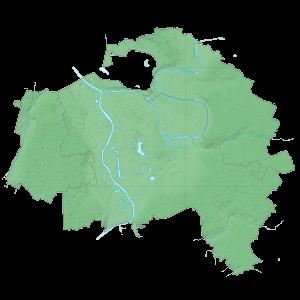 Carte du Conseil départemental du Val-de-Marne