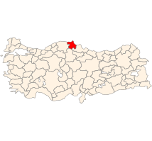 Logo İl  Sinop Sinop