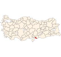 Logo İl  Kilis Kilis