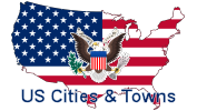 Cities and Towns in the United States